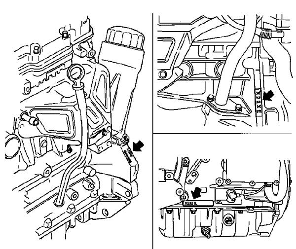 astra g 1 7 dti lokalizacja numeru silnika