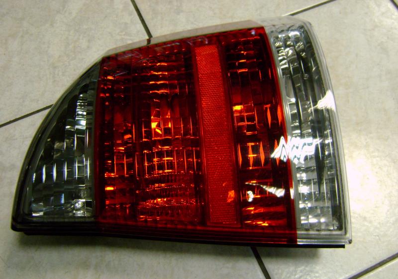 tylny klosz lampy opel vectra 2005