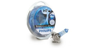 Philips BlueVision Ultra H7